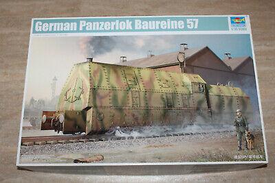 Trumpeter 00219 German Panzerlok Baureihe 57 1:35 NEU OVP