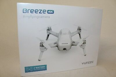 New Yuneec Gust 4K Video Compact Smart Drone Self Flying Quadcopter  # 114 2.0
