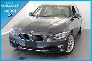 2015 BMW 3 Series *** Garantie kilométrages illimités ***