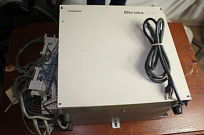 Toshiba Strata Dk 56 Digital Key Telephone System