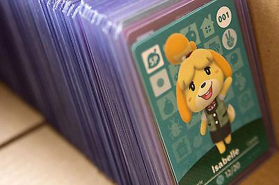 Animal Crossing  Amiibo Cards  Series 1 2 3 4  Na   Pick Choose   Free S H