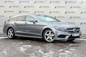Mercedes-Benz  CLS 250Shooting|4MATIC|AMG-Paket|360°|Multi Be.