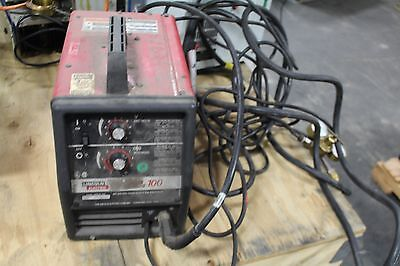 Lincoln Electric Wire Feed Mig Welder Sp-100