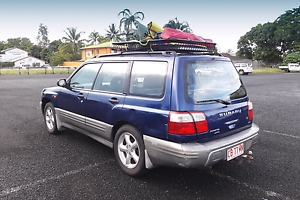 Subaru Forester Cairns North Cairns City Preview