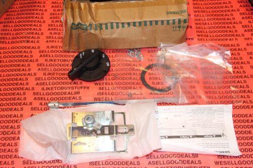 Siemens RHVF12 VL Door Mount Rotary Handle Operator Kit New