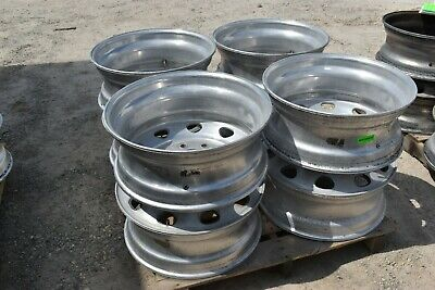 Used Aluminum Wheels for Semi-Truck
