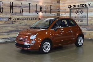 2014 Fiat 500 Lounge TOIT