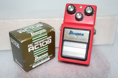 Ibanez CP 9 Compressor/Limiter with AC Adapter AC109