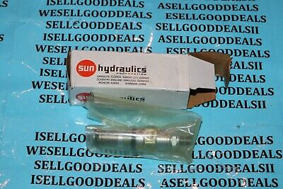 Sun Hydraulic Rpee-lcv Relief Valve New