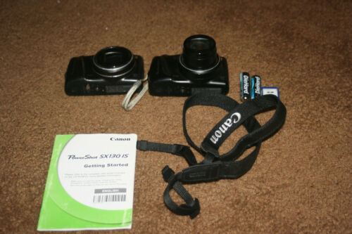 Canon Sx130, SX150 set