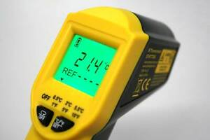 Stanley Infrared Non-Contact Handheld Digital Thermometer Nerang Gold Coast West Preview