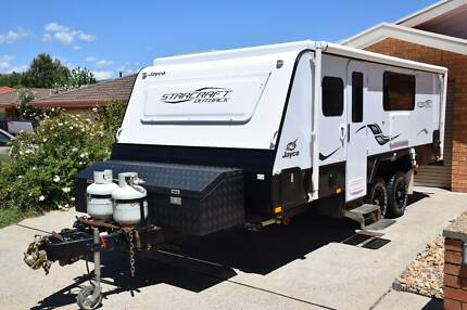 Jayco starcraft 17.58 3 OB Conder Tuggeranong Preview