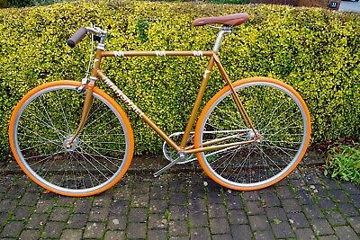 Vintage single speed/ fixed gear bicycle