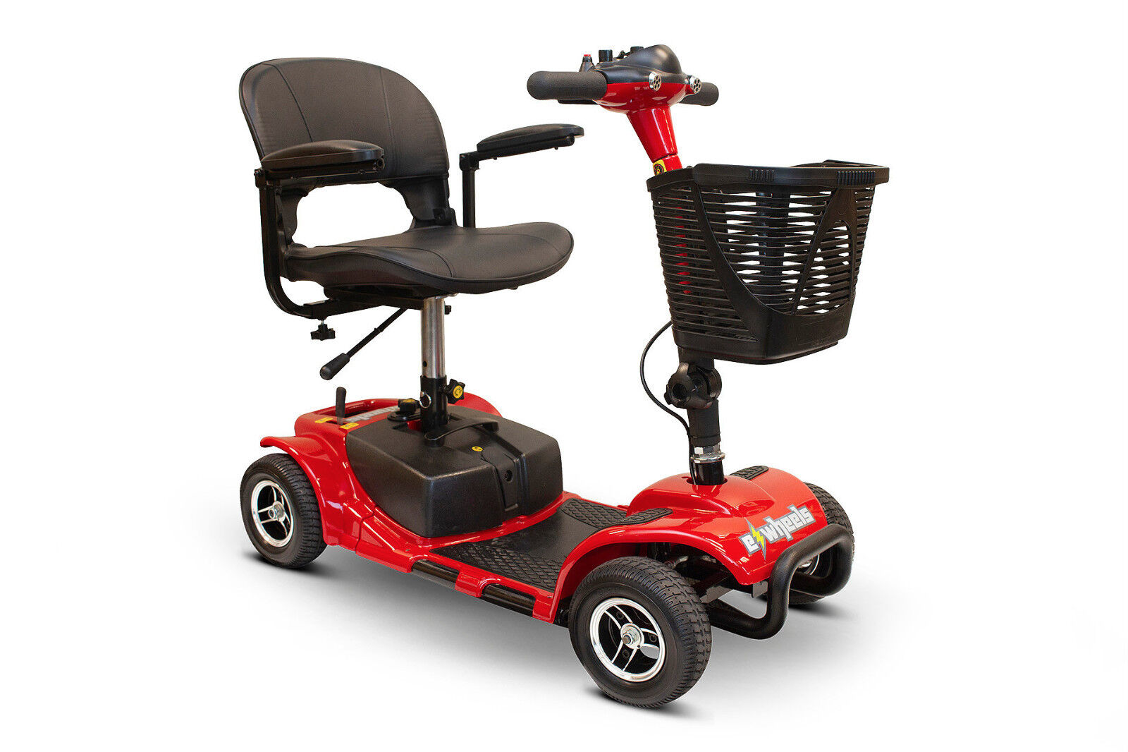 eWheels EW-M34 Long Range Lightweight 4-Wheel Mobility Scoot