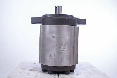 9.4 gpm @3000rpm,3625psi,Spline Shaft,SAE A,Side Hydraulic Gear Pump,12cc//rev