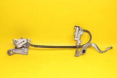 07-21 Crf150r Crf150rb Rear Brake Assembly Caliper Master Cylinder Sik 150 *RARE