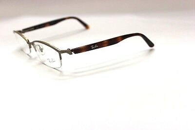 NEW AUTHENTIC RAY BAN RB 8731D 1152 TITANIUM EYEGLASSES GLASSES FRAME