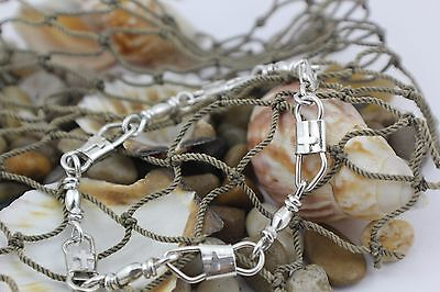 Cross Sterling Silver Mens Bracelets (ACTS Sterling Silver Fishers Of Men Bracelet with Christian)