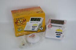 Sonic Alert Sb1000ss Sonic Boom Combination Alarm Clock With Super Shaker