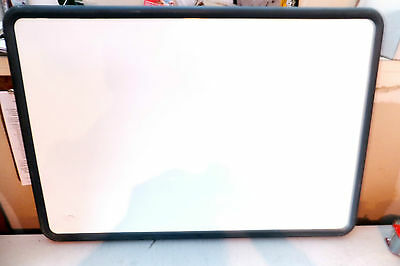 New Universal Dry Erase White Board 3x2 Shows Slight Chip Shipment Damage-see