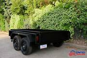 NEW 8X5 Tandem Box Trailer 2T 1PCS FOLD checker plate LOCAL MADE Penrith Penrith Area Preview