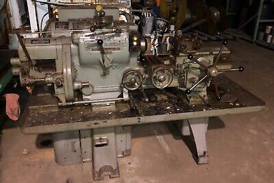 Warner Swasey M1330 No 2 Ram Type Turret Lathe