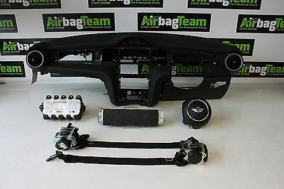 Mini R56 2014- Full Airbag Kit (Click Image for our eBay Airbag Shop)