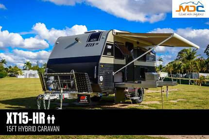 2018 MDC XT-15HR OFFROAD CARAVAN Heatherbrae Port Stephens Area Preview