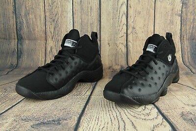 e273473b73a37d Nike Air Jordan Jumpman Team II Basketball Shoes Black 819175-011 Men s  Size 9