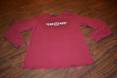 - B29- Arkansas Razorbacks Houndstooth Clothing Co. Long Sleeve Shirt Size Small
