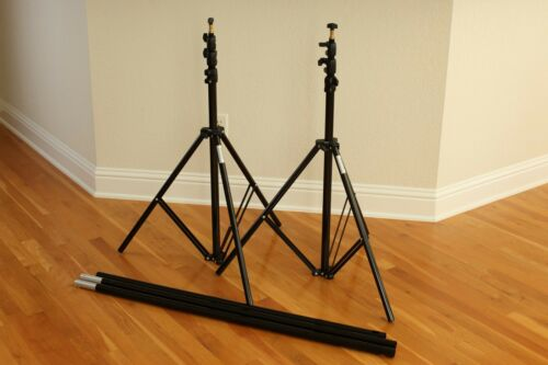 Westcott background backdrop support system 10.5 ft with carrying bag #9014