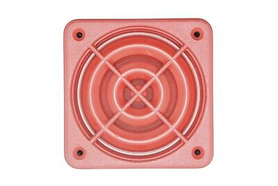 Federal Signal 450e Serries C1 Electronic Horn Red