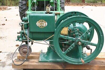 International Harvester 5 Hp Hit Or Miss Engine