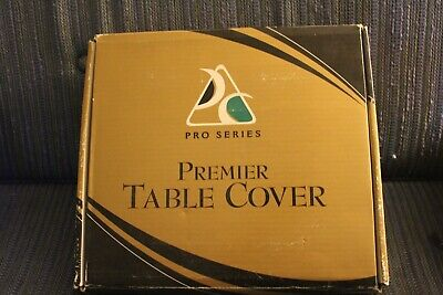 - 7 Ft. Spruce Green Pro Series Premier Table Cover