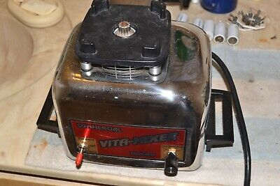 Vita-mix Commercial 4000 Blender Fully Tested Nice Clean Piece