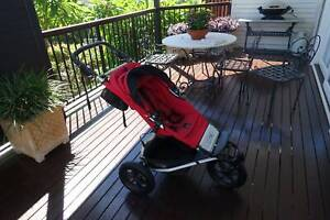 MOUNTAIN BUGGY – URBAN JUNGLE PRAM STROLLER – USED / AS NEW