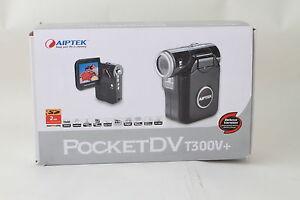 Aiptek Pocket DV T300V Camcorder  Video Camcorder