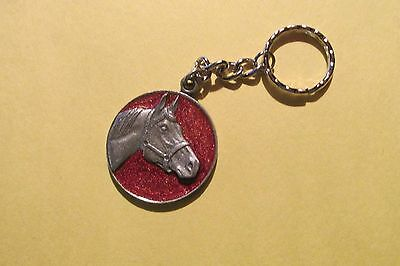 Rawcliffe Pewter Horse Key Chain