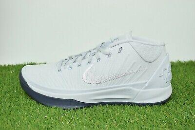72304530e84b New Nike Kobe AD Size 10.5 Basketball Shoes Pure Platinum White 922482-004