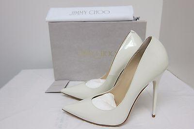 Jimmy Choo Anouk Patent Leather Point-Toe Pumps  Original:$599 +Tax. Size - 39