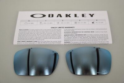 NEW Oakley FUEL CELL PRIZM DEEP WATER POLARIZED 9096 Replacement Lens Authentic