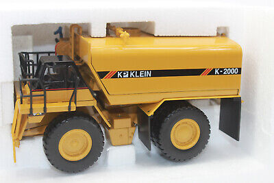 Norscot 55142 Wassertanker 1:50 Cat Caterpillar 777 D Mega 1:50 Nuovo in Conf