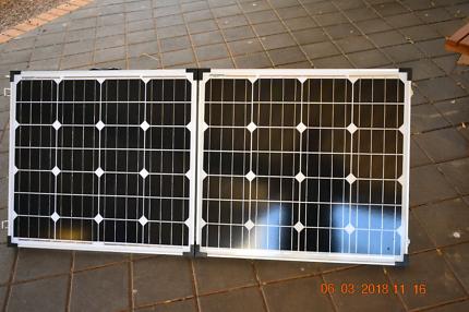 Solar panel 160 watt folding