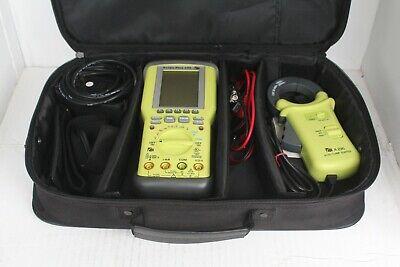 Tpi 440 True Rms Digital Multimeter Woscilloscope Functions Includes A296 Calmp
