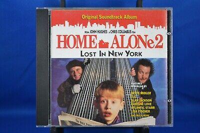 1992 Home Alone 2: Lost in New York soundtrack CD