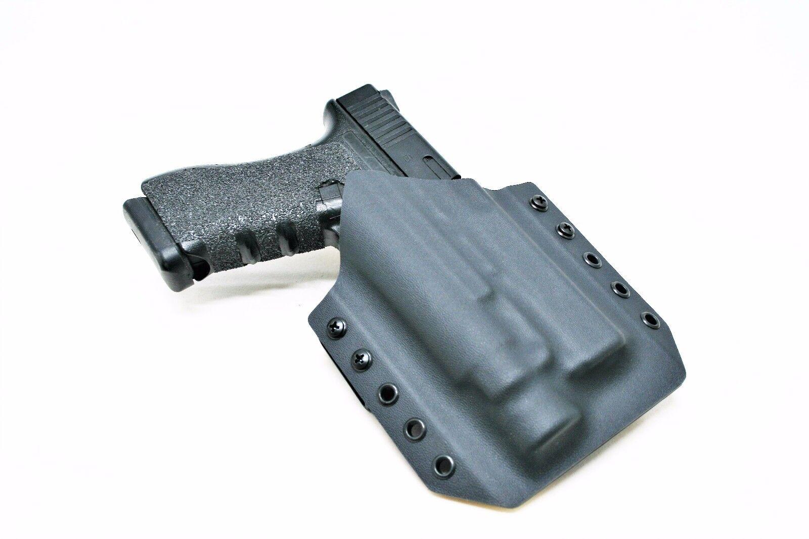 Light bearing Kydex Holster- for Glock 17/22- Streamlight TL