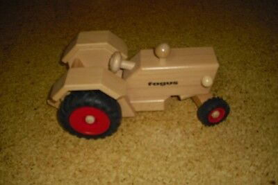 Rarität Schiebetraktor Haba Traktor 3577 Toni rar und selten Trecker Holz