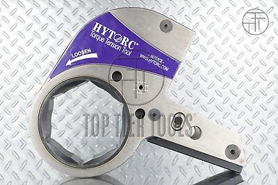 Hytorc Stealth-8 9 Drive Link 90mm Hex Cassette Hydraulic Torque Wrench Head