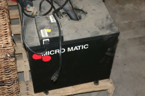 Micro Matic MMPP4301-EP Glycol Chiller