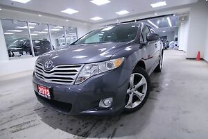 2012 Toyota Venza TOURING PACKAGE, ONE OWNER, CLEAN CARPROOF, NO